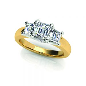 Crown Family Jewellers Tanzanite Diamond Ring