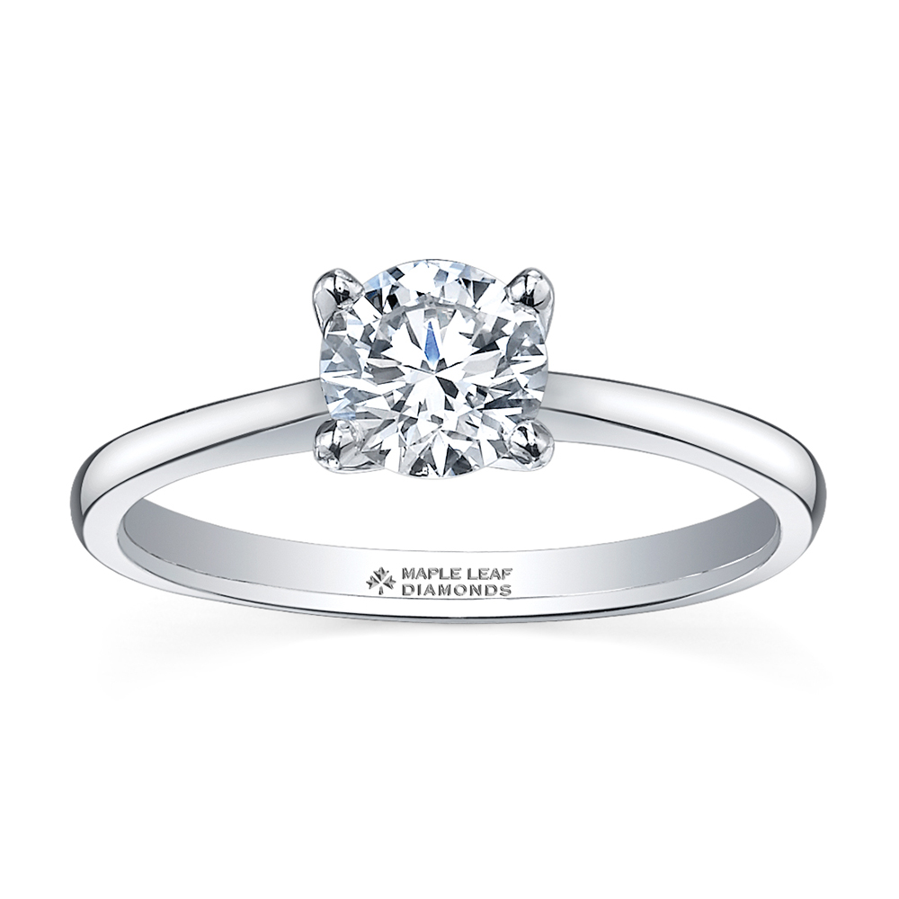 Crown Family Jewellers Platinum Ring
