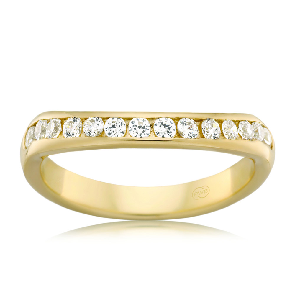 Crown Family Jewellers Diamond Wedder