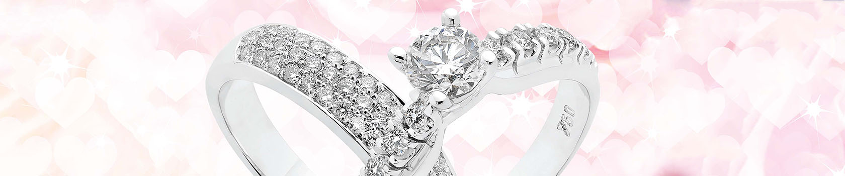 Crown Family Jewellers Valentine's Day Sale