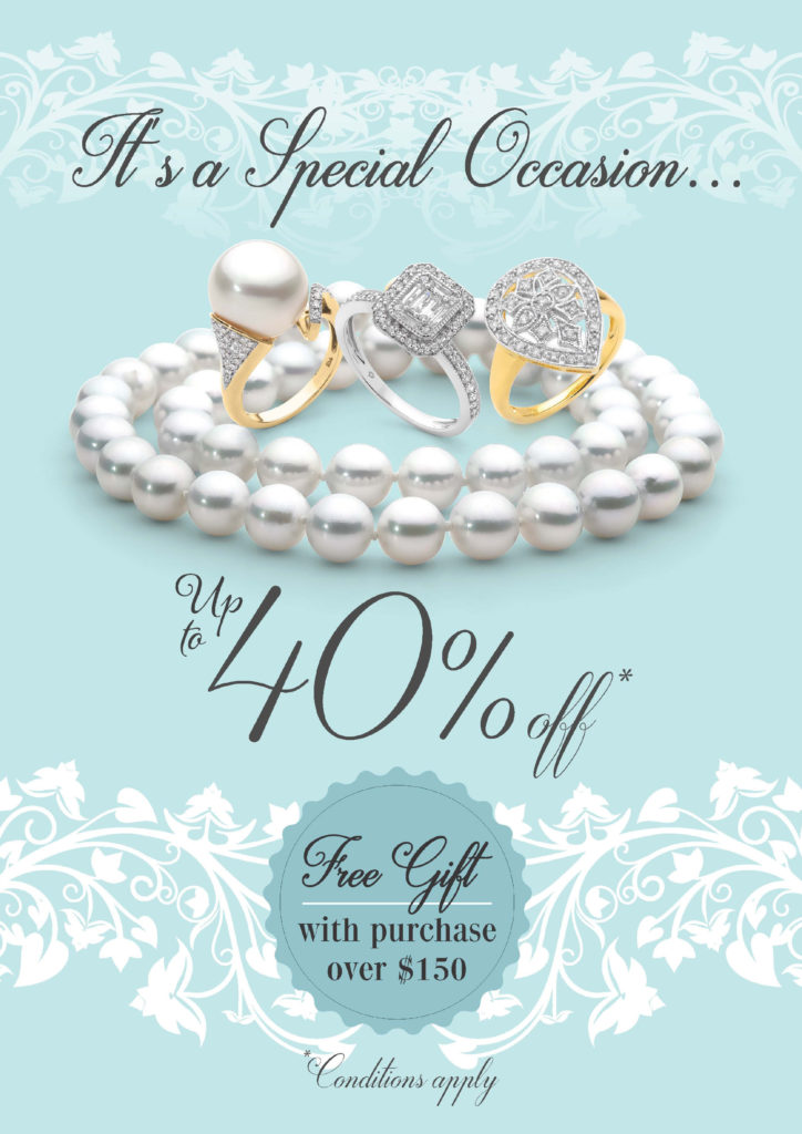 40% off Mothers Day